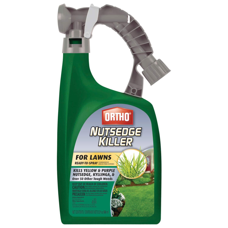 Ortho Nutsedge Killer for Lawns Ready-To-Spray, 32oz