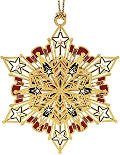 product image for ChemArt Americana Snowflake Ornaments