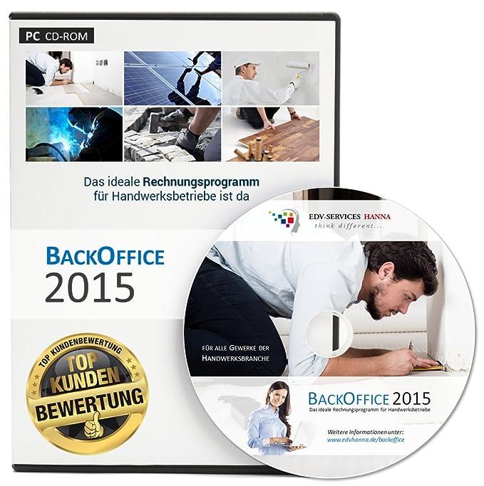 Backoffice 2015 Professional Lizenzdauer Unbegrenzt