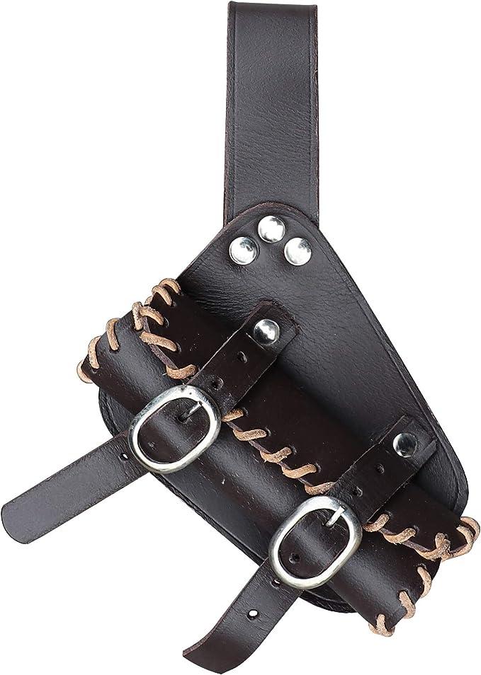 Leather Rapier Frog Sword Holder #DK1021