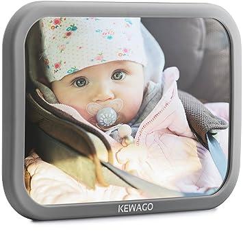 Rücksitzspiegel für Babys Babyspiegel für Auto Baby Autospiegel für Rücksitz K