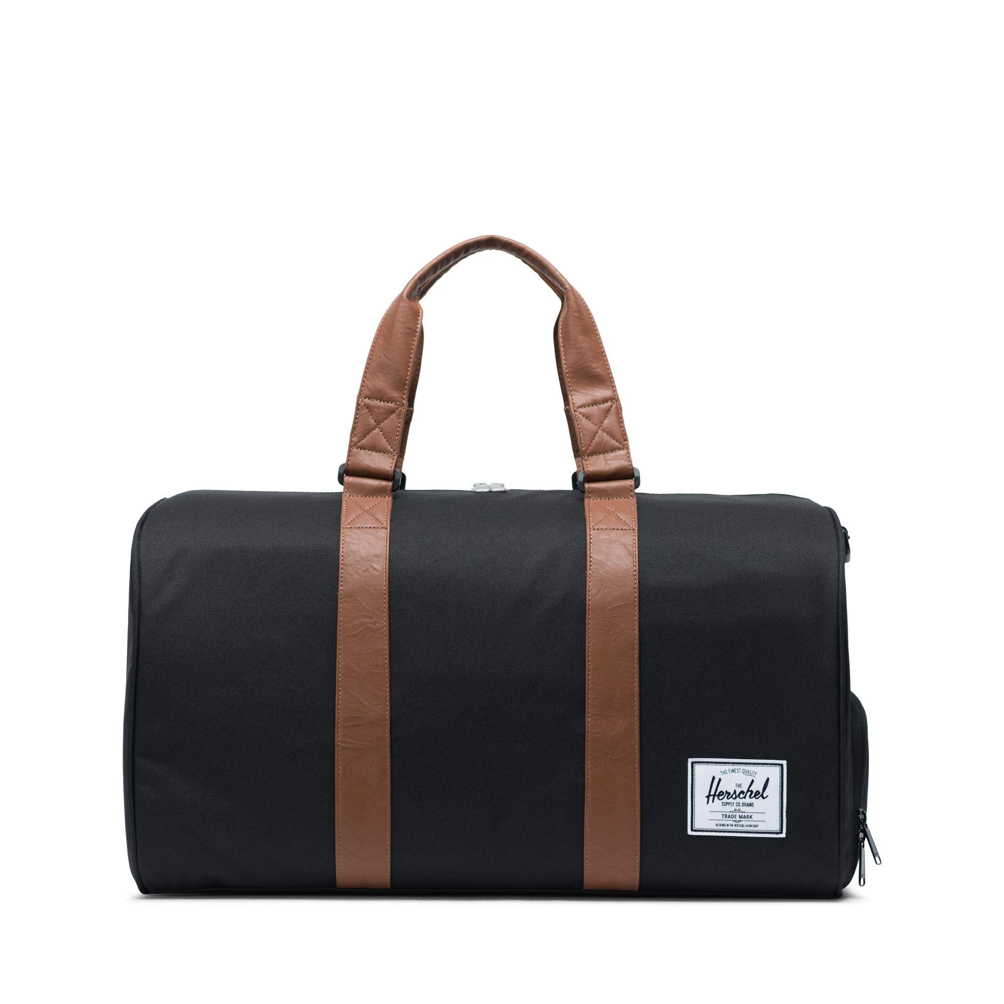 Herschel Novel Duffle Bag, Black, One Size by Herschel