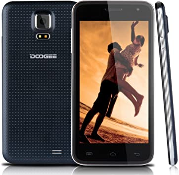 Doogee DG310 - Smartphone libre Android (pantalla 5