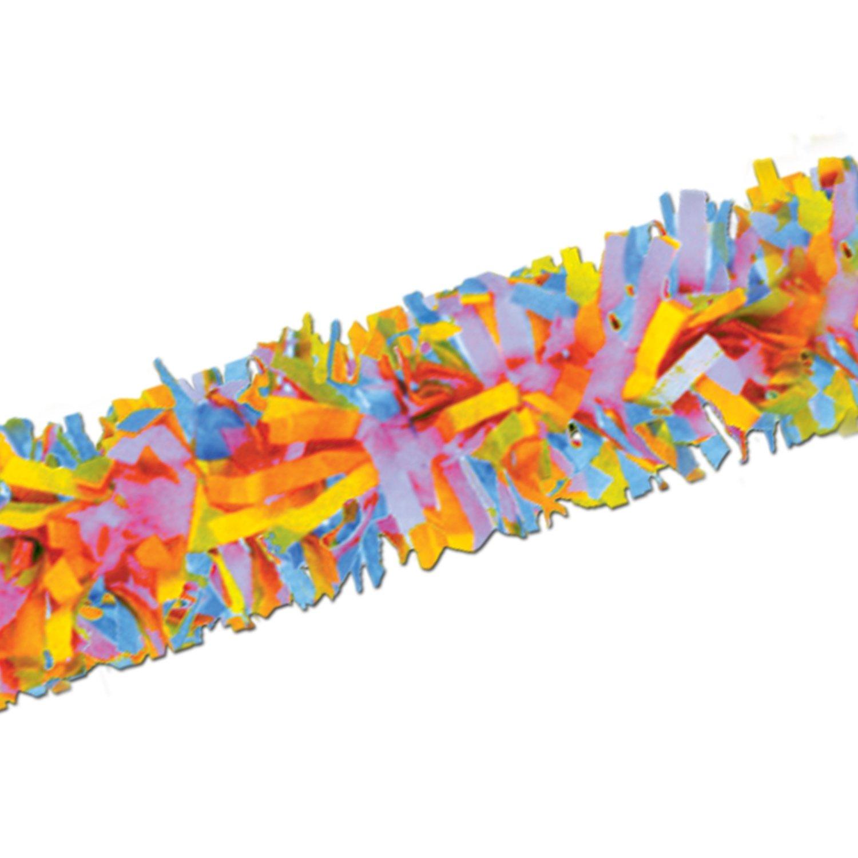 Beistle Packaged Tissue Festooning, 25-Feet The Beistle Company 55599-BK