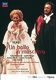 Luciano Pavarotti - Verdi - Un Ballo In Maschera [DVD] [2003]