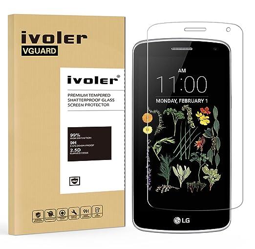 8 opinioni per LG K5 Pellicola Protettiva, iVoler® Pellicola Protettiva in Vetro Temperato per