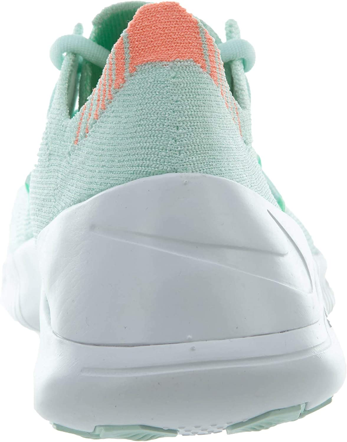 Nike Womens Free TR Flyknit 3 Work Out Low Top Running, Cross Training Shoes Igloo/White-crimson Pulse