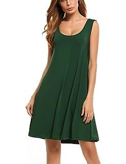 Rüschen Kurzkleid Dames Green Only 1VF57SKde