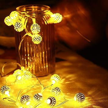 c27dc82bb2bac InnoBeta Serie de Luces navideñas LED