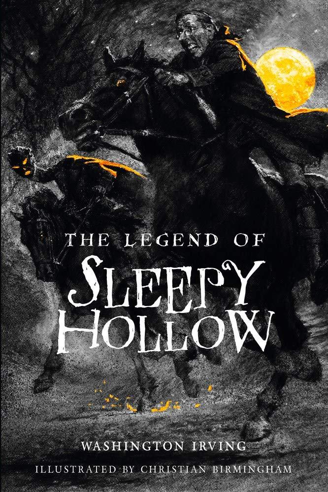 The Legend of Sleepy Hollow: Amazon.es: Irving, Washington, Birmingham, Christian: Libros en idiomas extranjeros