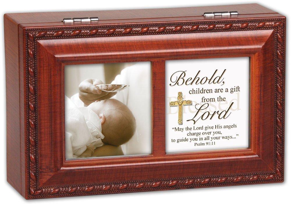 【期間限定お試し価格】 Cottage Garden B00BRX21MY Behold子供は木目調小柄音楽ボックス Loves/ジュエリーボックスPlays Jesus Garden Loves Me B00BRX21MY, ベイシア:54f1f637 --- arcego.dominiotemporario.com