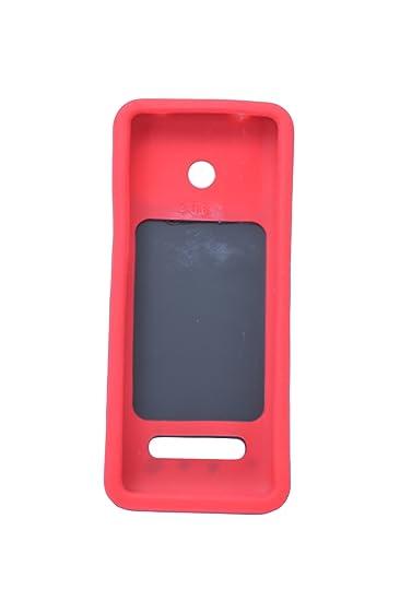 more photos 523aa 20d2c Case Cover for Nokia Asha 206/260: Amazon.in: Electronics