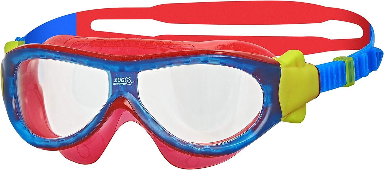up to 6 Years UK NEW Zoggs Phantom Kids Mask Swimming Goggles