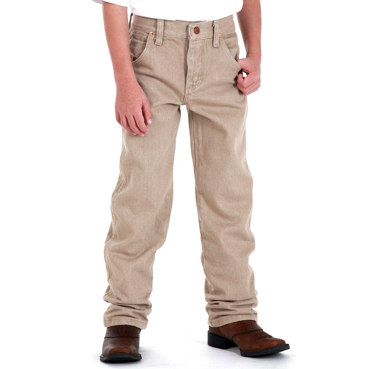 Wrangler Boys' Cowboy Cut Jeans 13MWJDI