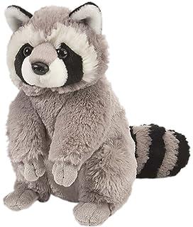 Wild Republic Raccoon Plush, Stuffed Animal, Plush Toy, Gifts for Kids, Cuddlekins