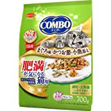 コンボ コンボ キャット 肥満が気になる猫用 まぐろ味・かつお節・小魚添え 700g