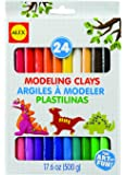 ALEX Toys Artist Studio 24 Modeling Clays