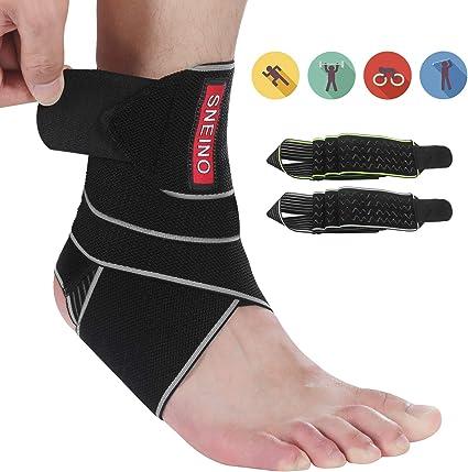for Sprains Sport Protection Bandage Ankle Brace Support Compression Socks