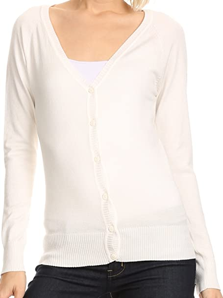 3f10b9c673f5 Sakkas RC004 - Rocaway Long Tall Soft Knit Long Sleeve Button Up Cardigan  Shirt Top V