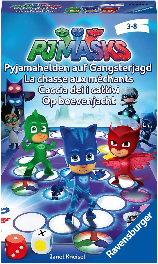 Ravensburger Mitbringspiele 23459 PJ Masks - Héroes de Pijama en Caza