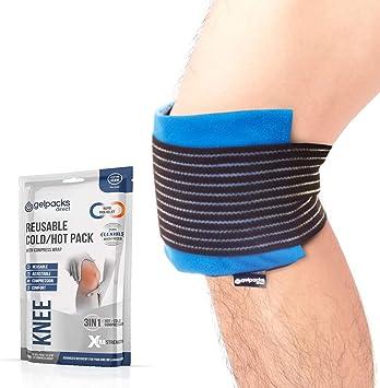 GelpacksDirect - Bolsa de gel para aplicar frío y calor - Con ...