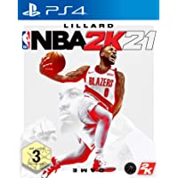NBA 2K21 with Amazon Exclusive DLC - UAE NMC Version (PS4)