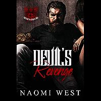 Devil's Revenge: A Motorcycle Club Romance (Satan's Wings MC) (Outlaw Biker Brotherhood Book 1) (English Edition)