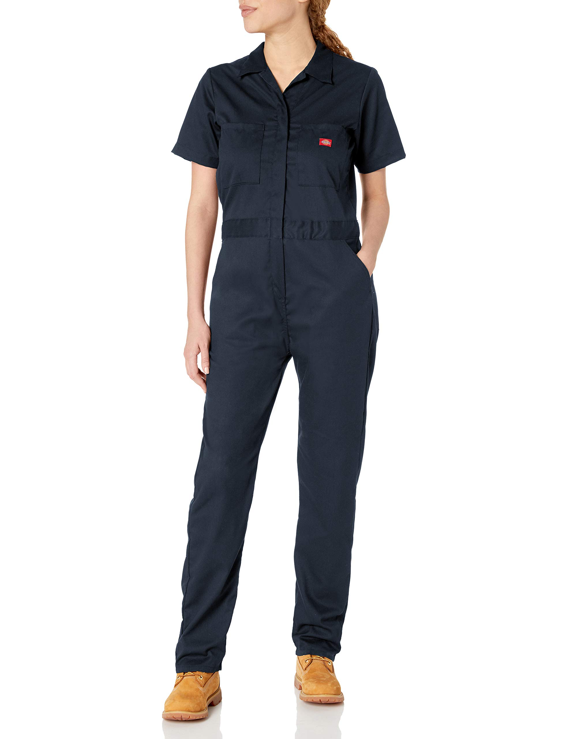 Dickies Women's Short Sleeve Flex Coverall