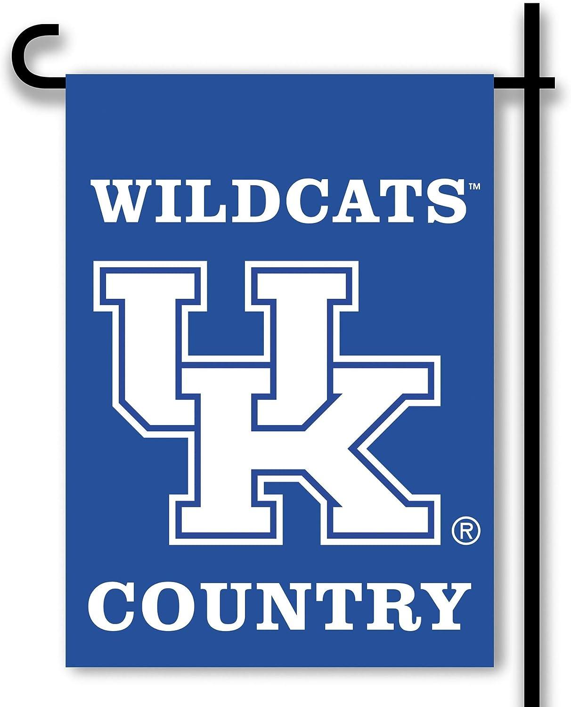 NCAA 2-Sided Country Garden Flag