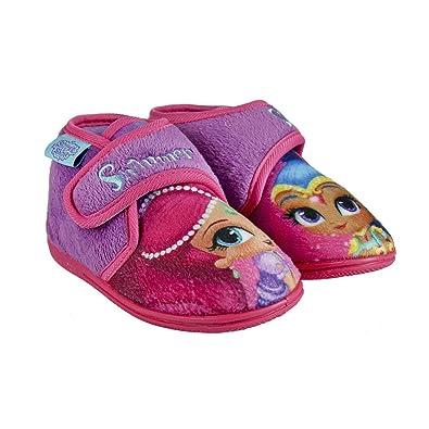 548ad03cab37 Zapatillas de Estar Por Casa Shimmer and Shine 7320 (talla 28 ...