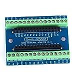 tinxi® Nano Terminal Adapter für Arduino Nano V3.0 AVR ATMEGA328P Module Board