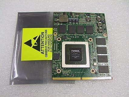 Amazon.com: nVidia Quadro FX 3800M N10E-GLM3-B2 1GB MXM B 3.0 VGA