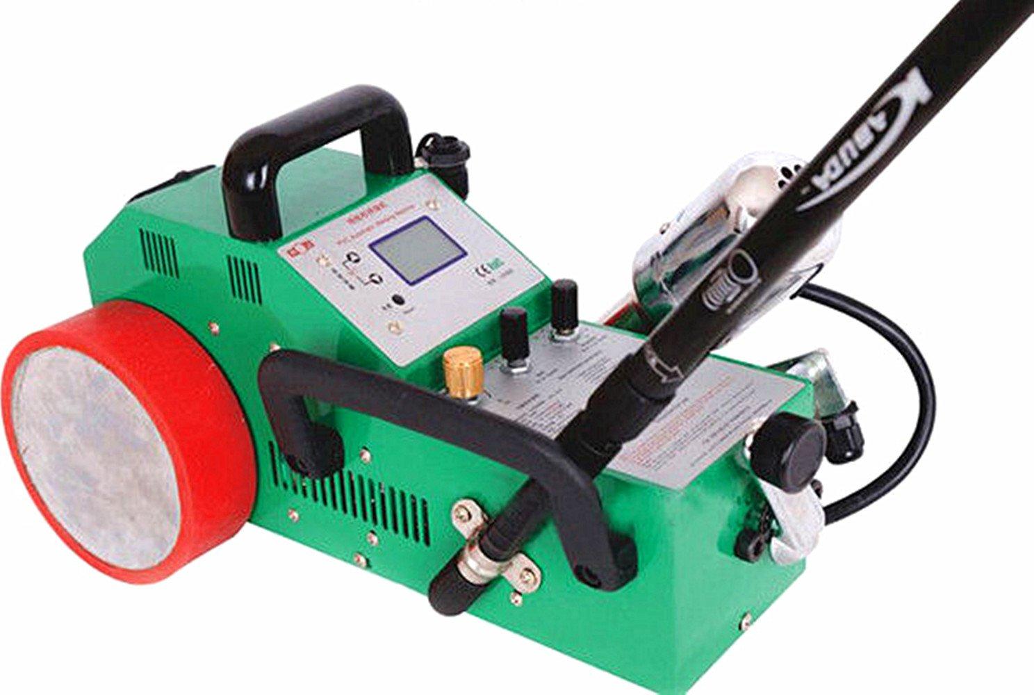 lc-3000 C PVC máquina de soldadura automática Banner Soldador Calentador 110 V o 220 V 220V: Amazon.es: Hogar