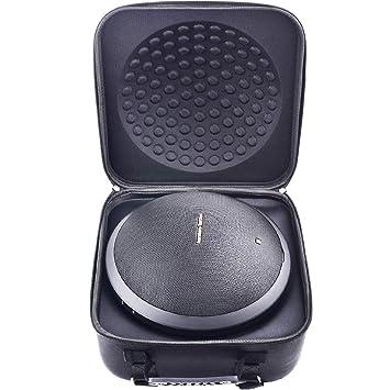 COMECASE Hard EVA Travel Case Backpack Storage for Harman Kardon Onyx  Studio 1, 2, 3 & 4 Wireless Bluetooth Speaker System  Fits Rechargeable  Battery