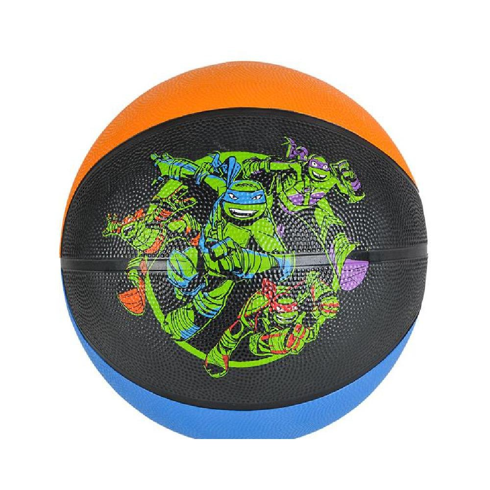 9.5'' Tmnt Reg Deflated Basketball by Bargain World