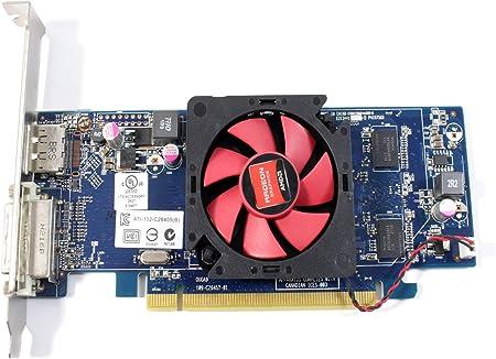Amazon Com 2c7nh Dell Nvidia Radeon Hd6450 1gb Gddr3 Pci E 2 1 X16 Graphics Card Computers Accessories