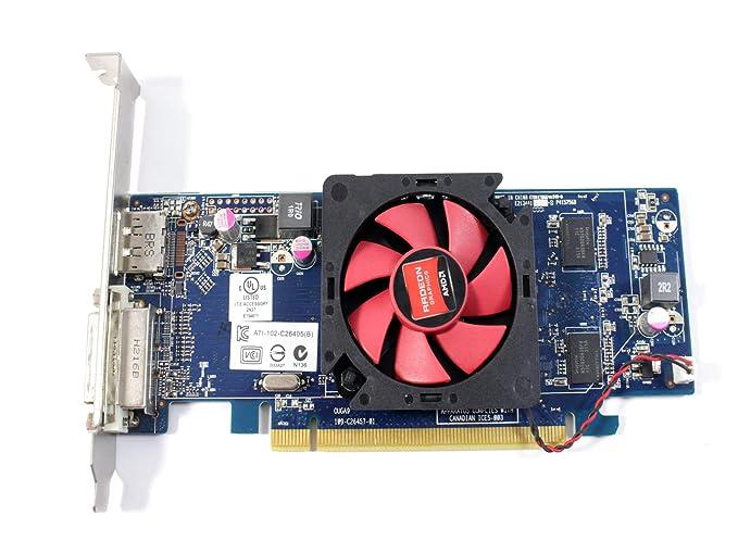 Amazon.com: 2 C7nh Dell nVidia tarjeta gráfica Radeon HD6450 ...