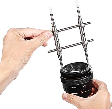 Key for Large Format Lenses Lens Spanner Wrench