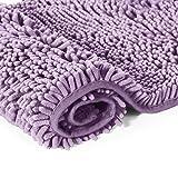 LuxUrux Bathroom Rugs Set-Extra-Soft Plush Bath mat