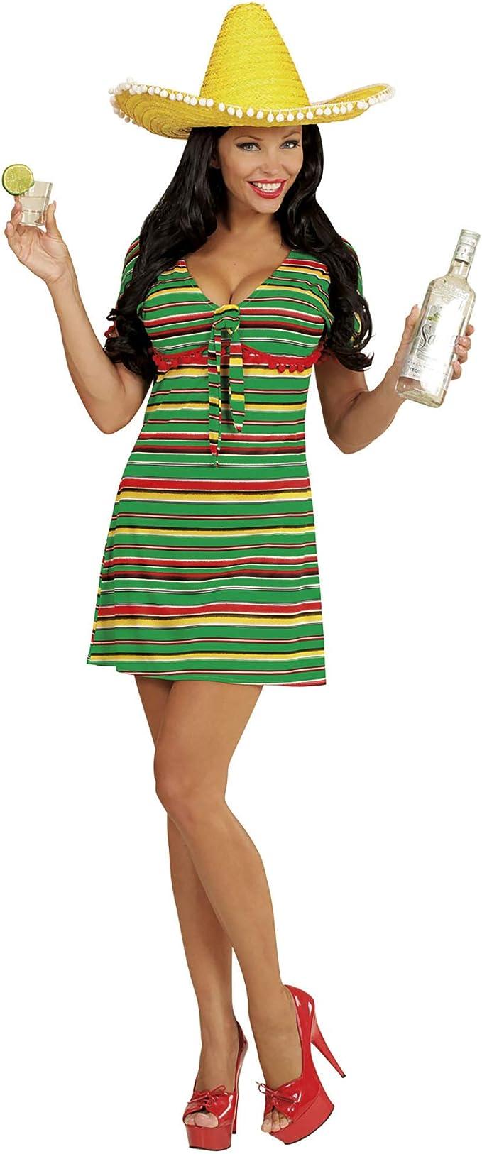WIDMANN Vestido Nacional lejano Oeste Mexicana Señoras Vestido ...