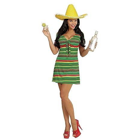 63c629ecf7 WIDMANN Vestido Nacional lejano oeste mexicana Señoras vestido de lujo  occidental para mujer adultos traje traje