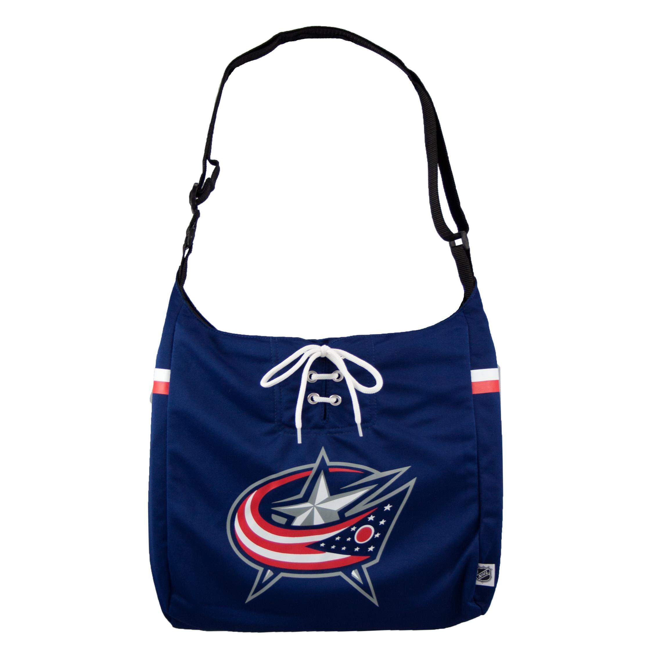 NHL Columbus Blue Jackets Jersey Tote