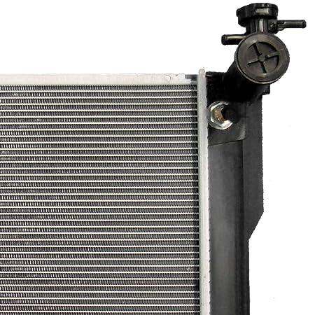 Amazon.com: CCIYU AC A/C Condenser+Radiator Fit for 2009 ...