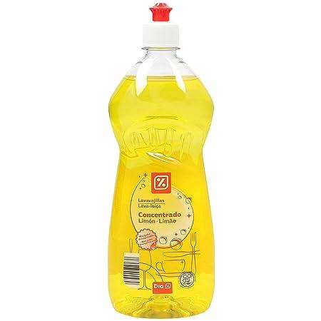 DIA - Lavavajillas Mano Concentrado Citrico Botella 1 Lt ...