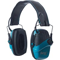 Howard Leight by Honeywell Impact Sport Sound Amplification Electronic Shooting Earmuff, Teal (R-02521)