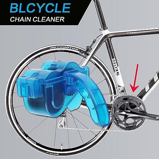 MTURE Desmontable Limpiador de Cadena de Bicicleta / Limpiador de ...