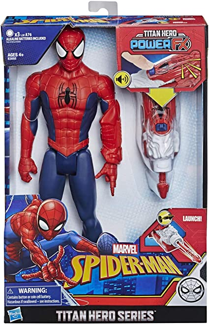 Spiderman Titan Hero 30 cm Hasbro