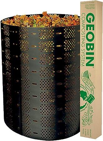 Amazon.com: Cesto para abono por Geobin: Jardín y Exteriores