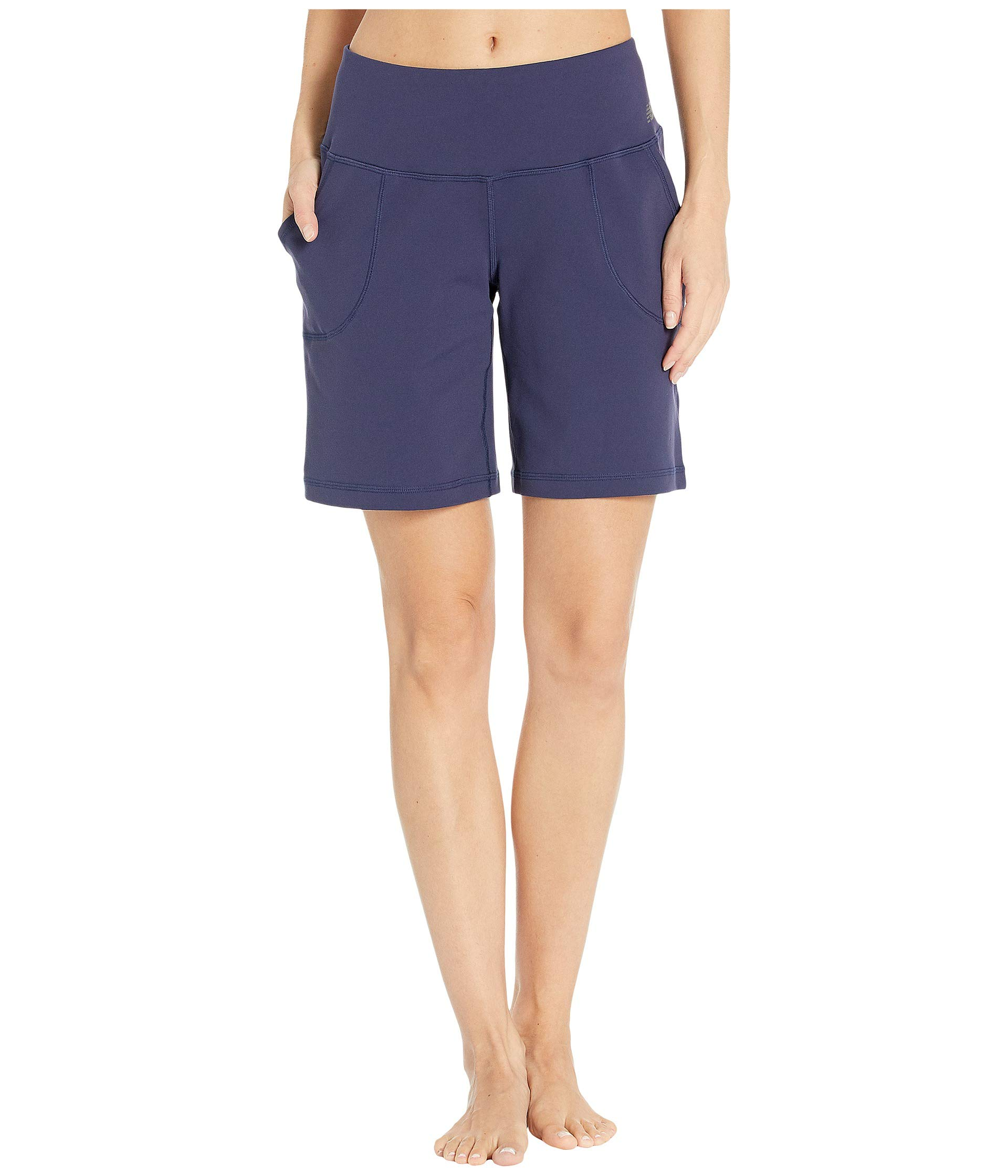 New Balance Women's Premium Performance 8'' Short Pigment X-Large 8 by New Balance