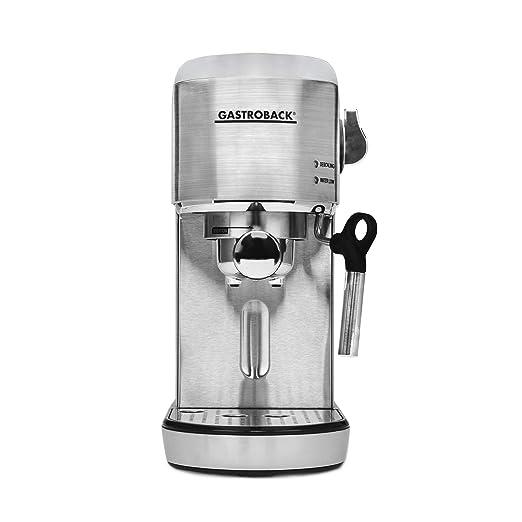 Gastroback 42716 - Cafetera (Independiente, 1,4 L, De café ...